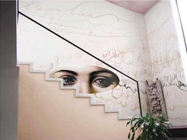 Натяжные потолки, драпировка стен. Дизайн.