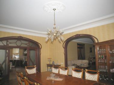 натяжные потолки в квартире. Фото.